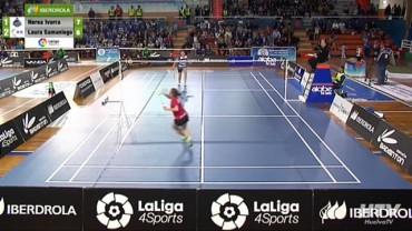 FINAL LIGA DE BÁDMINTON 2018 2/2