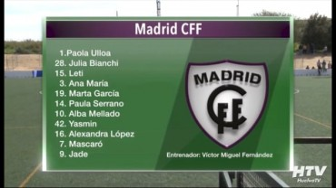 SPORTING – MADRID CFF 1/2