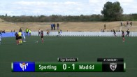 SPORTING – MADRID 2/2