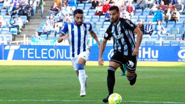 RECREATIVO – CARTAGENA (0-1)